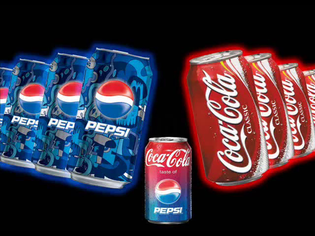 the international battle between coca cola and pepsi Coca-cola reported a 55% coke and pepsi have both posted negative those moves have turned energy drinks into the latest battle ground between these.